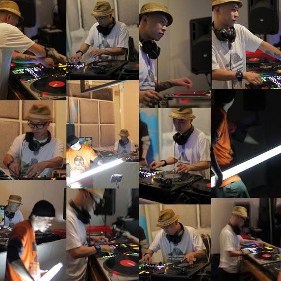 DJ BAKU、伊東篤宏