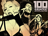 100 Greatest Artists of All Time 〜ベリー・ベスト・アーティストTop100〜
