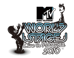 WORLD STAGE LIVE IN MALAYSIA 2010
