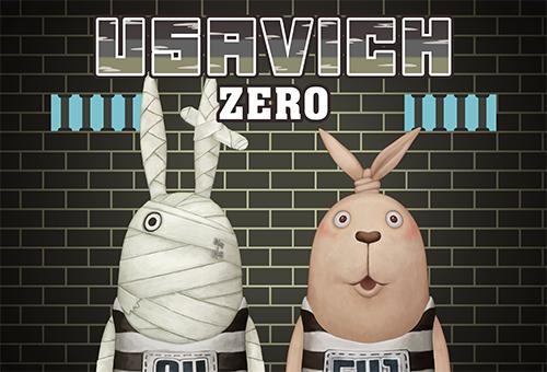 DVD『ウサビッチZERO』発売中!