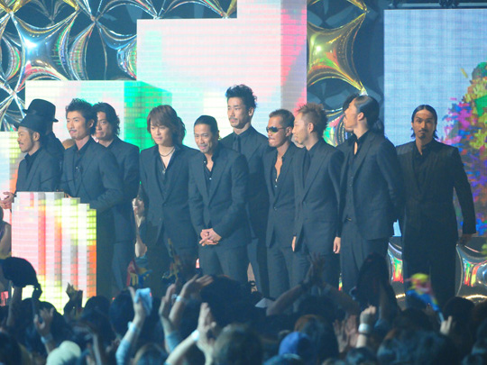 MTV WORLD STAGE VMAJ 2010
