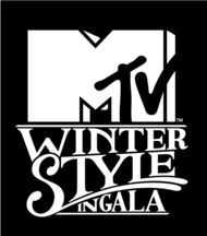 MTV WINTER STYLE in GALA rogo