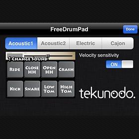 Free Drum Pad